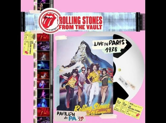 The Rolling Stones – From The Vault – Live in Paris 1976