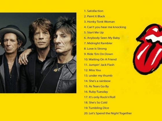 rolling stones greatest songs pdf