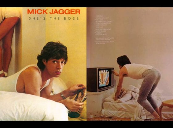 Mick Jagger She S The Boss 1985 Full Album Stones